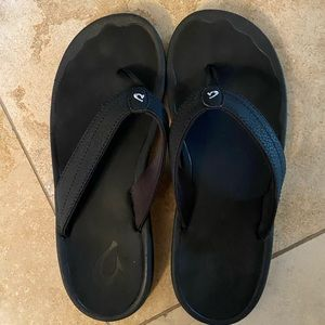Olukai Ohana Flip Flop Sandals size 7